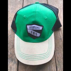 Interstate trucker hat